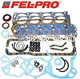 FEL-PRO FULL Gasket Set compatible with 260-1125 Small Block Ford 289 302 SBF...