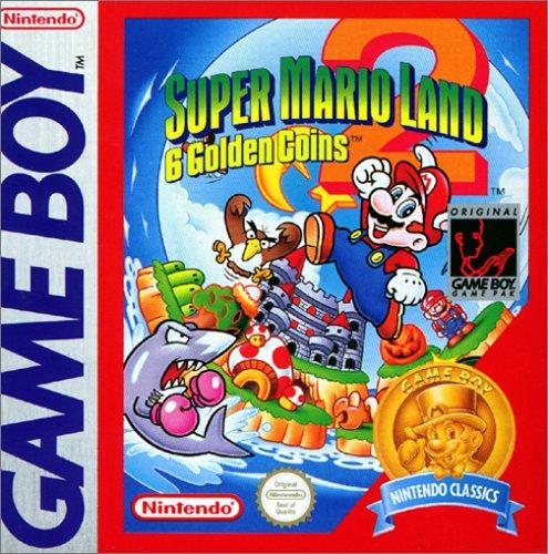 Super Mario Land 2 Classic