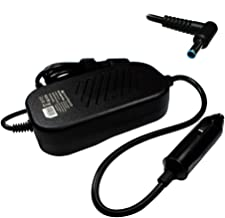 Power4Laptops Adaptador CC Cargador de Coche portátil Compatible con HP Envy 17-J100