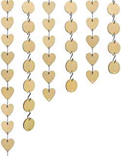 mdf hearts with holes