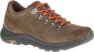 حذاء المشي من الجلد السويدي من Merrell Ontario