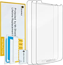 [3-Pack]-Mr.Shield for Motorola Moto X Style/Moto X Pure Edition Premium Clear Screen Protector with Lifetime Replacement