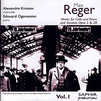 Works For Cello And Piano And Sonatas Op.5 et 28