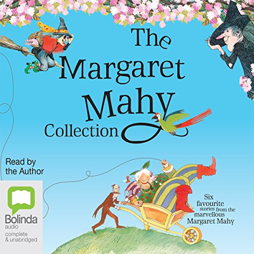 The Margaret Mahy Collection cover art