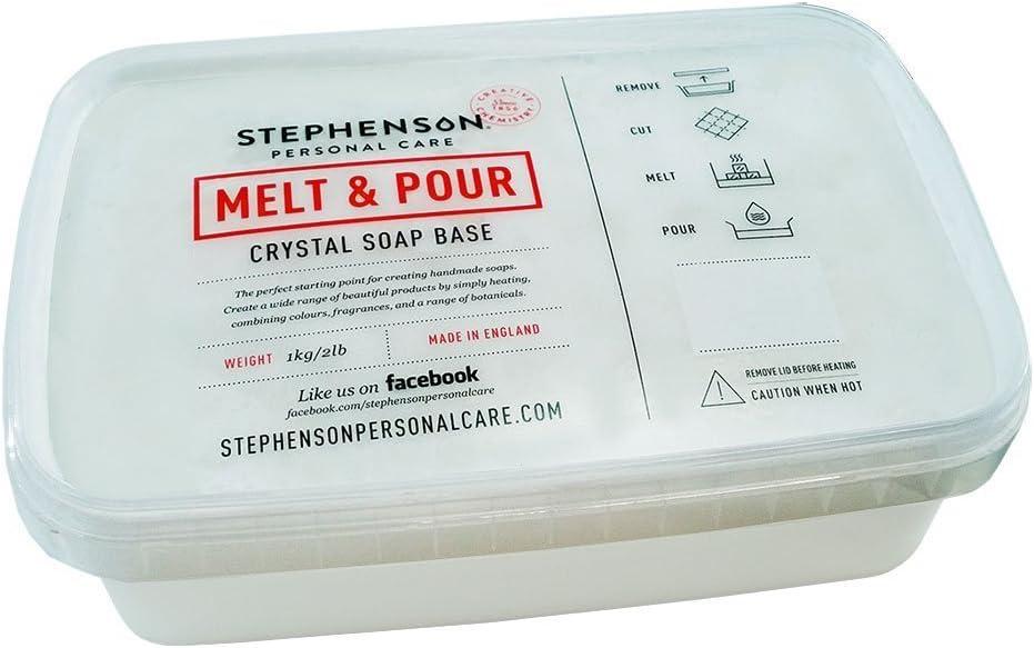 2lb Shea Butter Stephenson Melt Soap Ranking TOP2 Pour Superlatite and Base