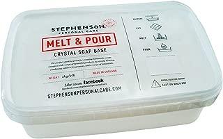2lb Shea Butter Stephenson Melt and Pour Soap Base