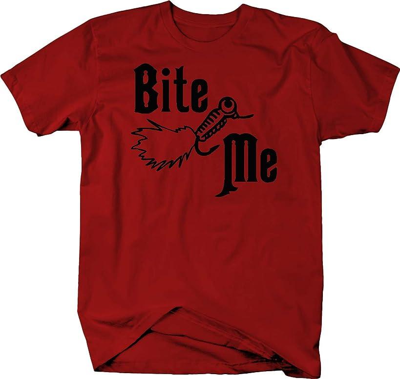 Pike Outdoors Bite ME Fly Fishing Sport Tshirt
