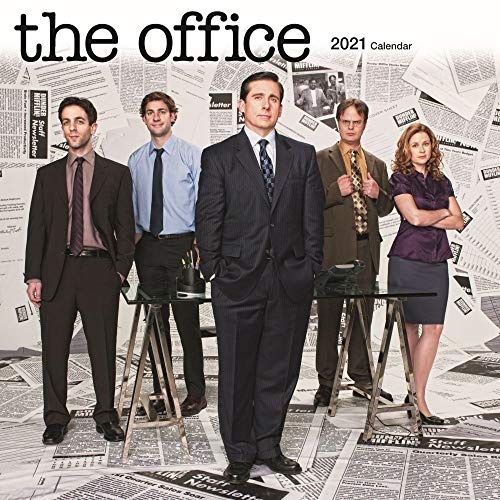 The Office 2021 Wall Calendar