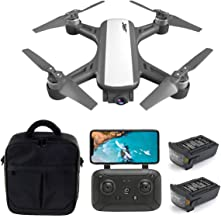 $399 » 4K GPS Drone, JJRC Heron X9 Uptaded Camera with 2-Axis Gimbal 5G WiFi RC Quadcopter with Follow Me, Smart Return Home