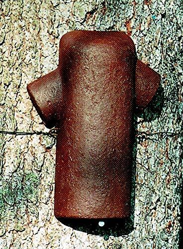 Schwegler Naturschutzprodukt Baumläuferhöhlen Typ 2BN räubersicher Nisthilfe Nisthöhle Vogelhaus Satz 2 Stück