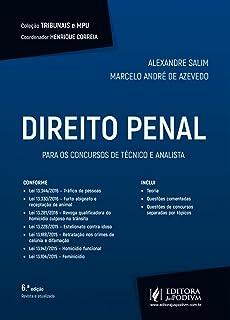 Direito Penal: Para os Concursos de Técnico e Analista