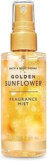 Bath And Body Works Fragrance Mist Golden Sunflower Travel Size 88ml