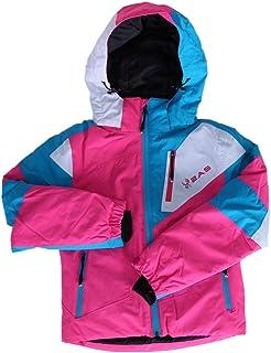 2As Colour-Mix Kids Ski Jacket 2ASW17K08002PBW