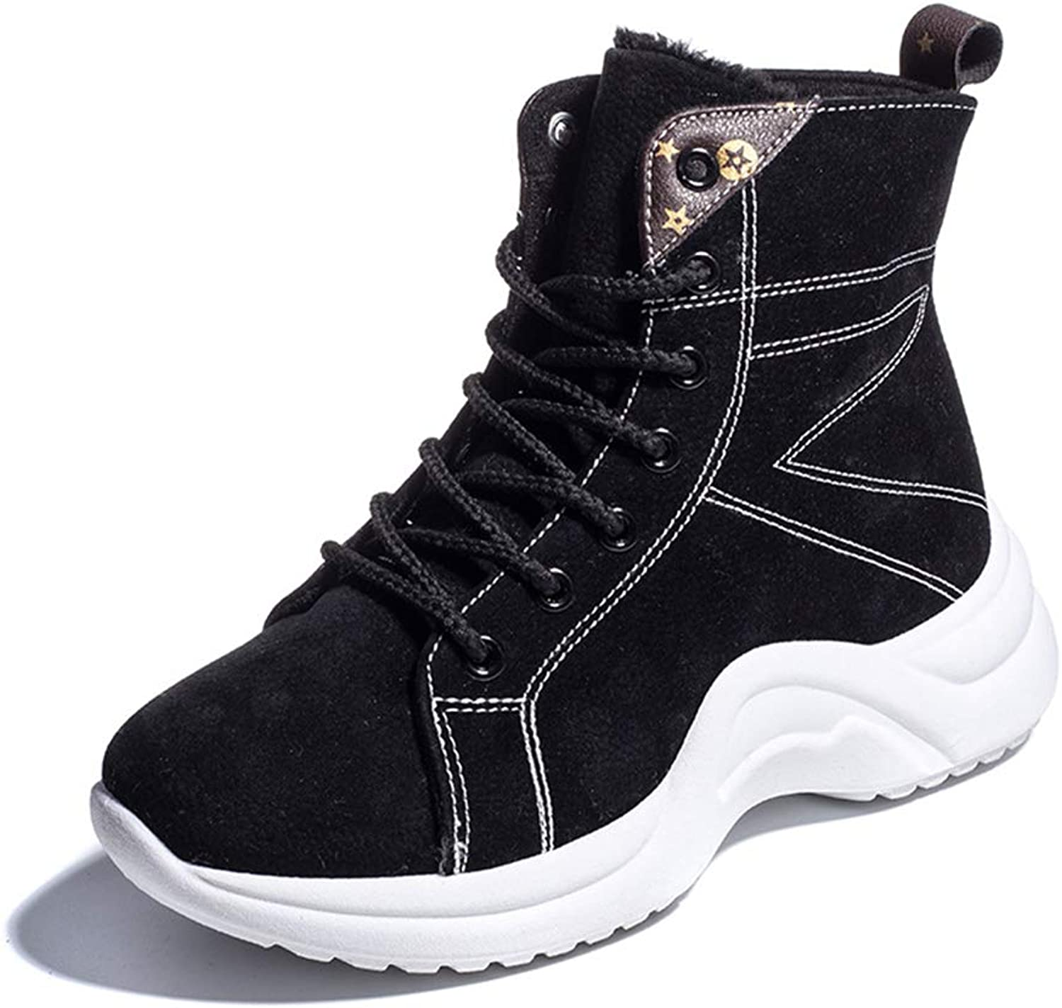 Super explosion Casual Woman Warm Snow Boots Lightweight Waterproof Short Tube Student Sneakers