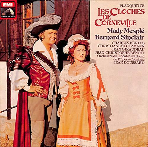 Robert Planquette: Les Cloches De Corneville - 1127753 PM 623 - Vinyl Box