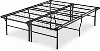 Zinus Casey 18 Inch Premium SmartBase Mattress Foundation / 4 Extra Inches high for..