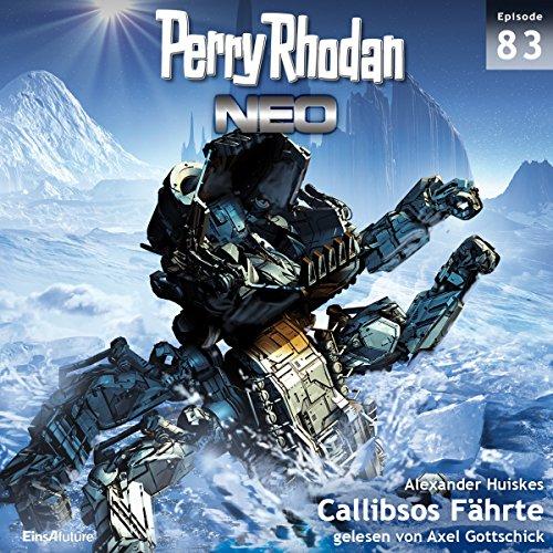 Callibsos Fährte (Perry Rhodan NEO 83) Titelbild