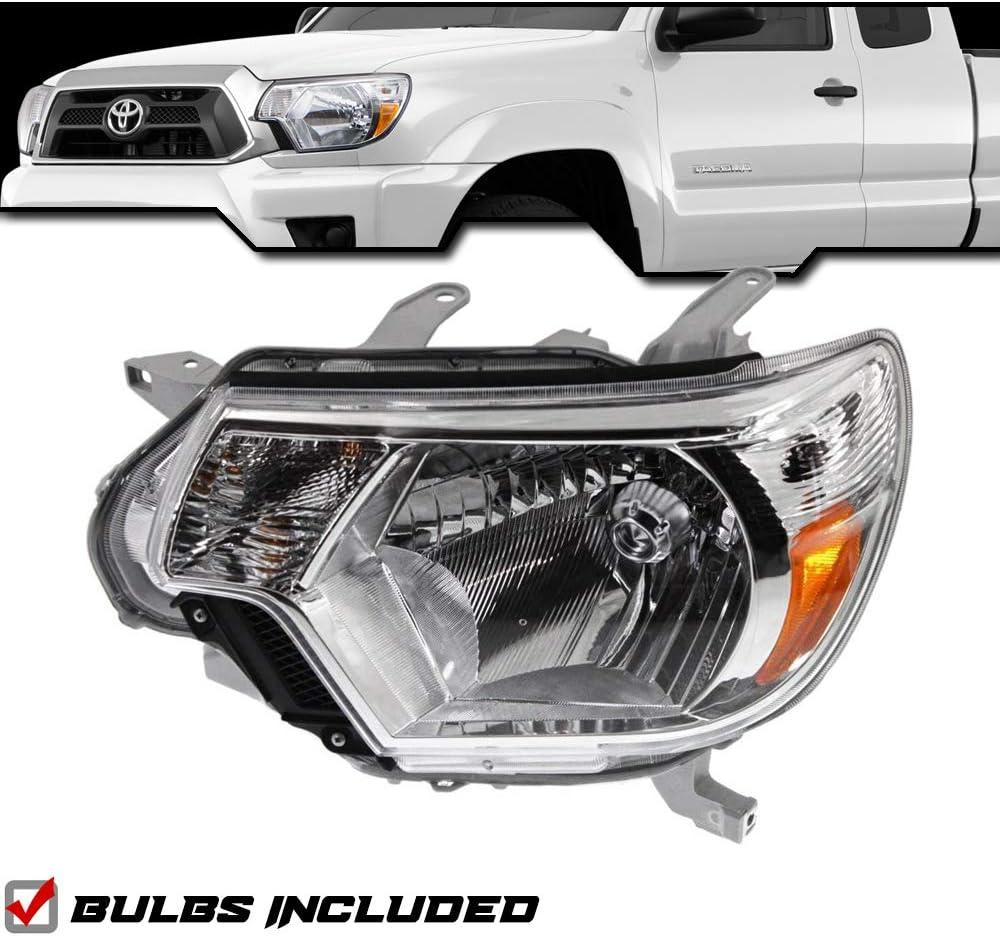 Epic 現品 Lighting OE Style Replacement Bezel ふるさと割 Headlight Compat Chrome