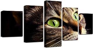Yugipotu Impressions sur Toile 5 Pieces/Set Dessin DIY Wall Art Peinture Tableaux HD Posters Et Arts Motif, pour Le Salon ...