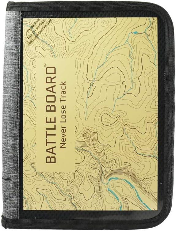 Battle Board お買い得品 Medium Tactical Notebook Holder Scout Gr Heathered 賜物
