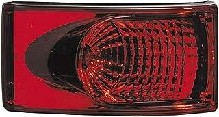 HELLA H23805031 8805 Series 100 Watt 12-36 V Heavy Duty P21W Type Brilliant Wraparound Red Stop/Tail Lamp