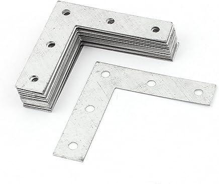 xhlife Corner Brace Set 24 Pcs 3 Sizes Stainless Steel Corner