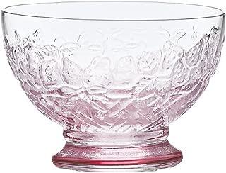 デザートカップ デザートグラス ピンク B-55104-J222-JAN