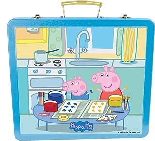Peppa Pig Boîte Métallique de 60 Pièces, CPEP132