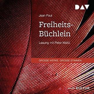 Couverture de Freiheits-Büchlein