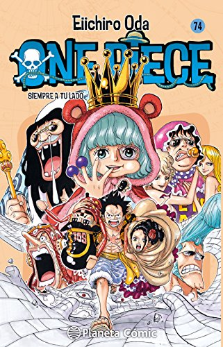 One Piece nº 74: Siempre a tu lado