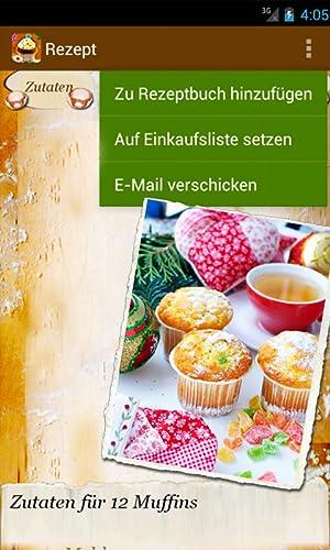 『Winter-Muffins, Weihnachts-Cupcakes & Mini-Kuchen: Himmlische Rezepte』の8枚目の画像