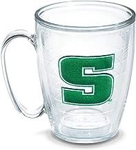 Tervis Slippery Rock University Emblem Individual Mug, 16 oz, Clear
