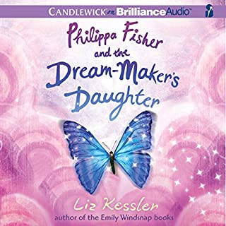 Philippa Fisher and the Dream-Maker's Daughter cover art