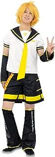 Men's US Size Len Cosplay Costume Sailor Suit