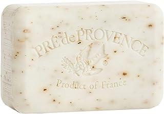 لوح صابون فرنسي تقليدي من بريه دي بروڤانس غني بزبدة الشيا