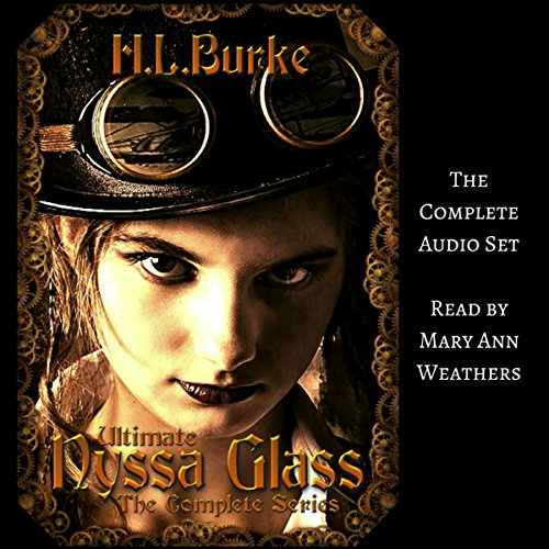 Ultimate Nyssa Glass: The Complete Series  By  cover art