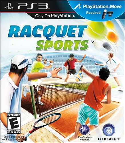 Racquet Sports - Playstation 3
