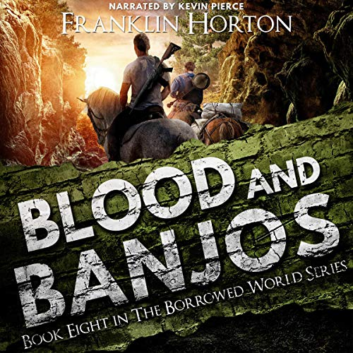 Blood And Banjos cover art