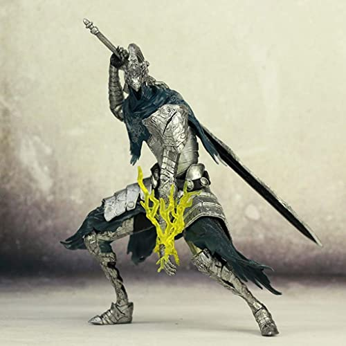 descuentos y mas HappyL ARPG Dark Dark Dark Soul Game Statue Artorias Modelo de Juguete PVC Exquisito Anime Decoración Colección -7.4in Estatua de Juguete  nuevo sádico