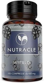 NUTRACLE - Arándanos 100 Tabletas