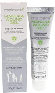 Melcare Manuka+ Wound Gel 30g , 0.050 grams