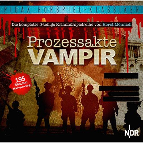 Prozessakte Vampir audiobook cover art