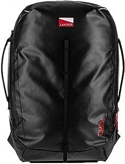 LANDER Timp Carrying Case (Backpack) for iPad - Black