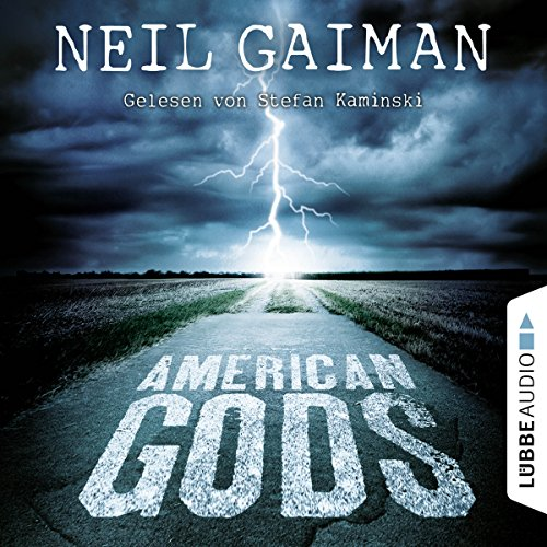 American Gods [German Edition] cover art