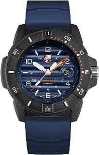 ساعت مچی مردانه Luminox Navy Seal 45mm for Man (XS.3603.RE/Series 3600): ذره بین 200 میلی متر محافظ ضد آب در برابر کربنوکس