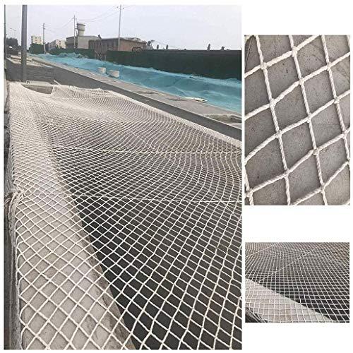 LHXY Schutznetz BAU Net, Net Kinder Anti-Hair-Außen Netz Zaun Netz Schutz, Klettern Balkon Balustrade Trampolin Hammock Von Etagenbett Krippe Sicherheitsnetz Aus -0415 (Size : 2x8m)