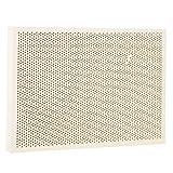 Tablero de soldadura de panal de cerámica Joyería Calefacción Pintura de impresión de secado de la placa de panal de abeja