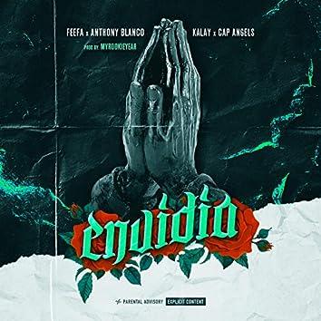 Envidia (feat. Anthony Blanco, Kalay & Cap Angels)