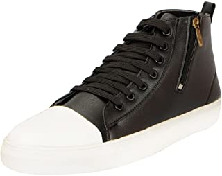 FAUSTO Men's Ankle Sneakers Casual Shoes
