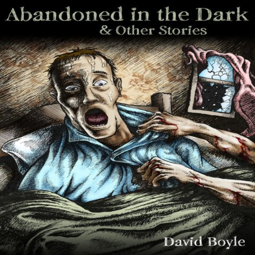 Abandoned in the Dark audiobook cover art